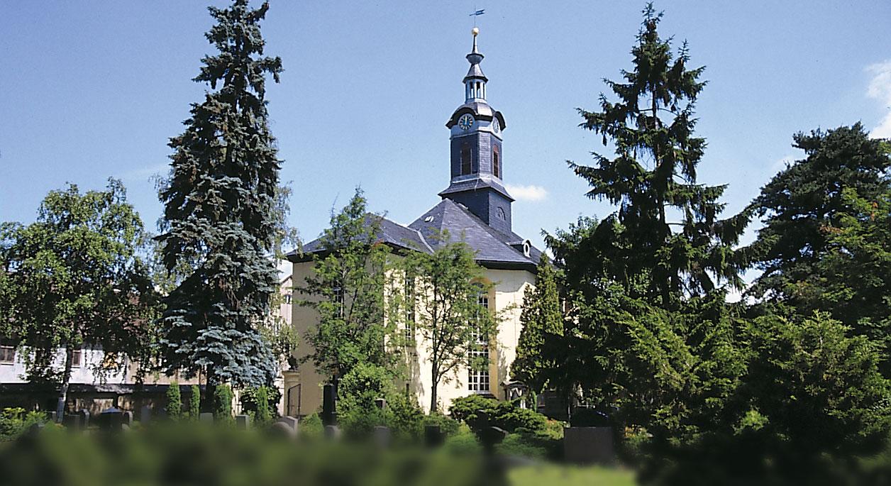 Kreuzkirche-Zeulenroda